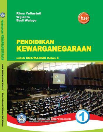 Pendidikan Kewarganegaraan 1 Kelas 10 SMK