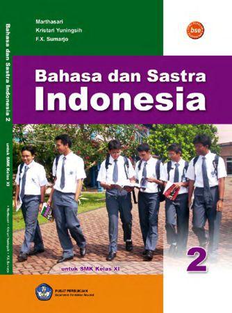 Bahasa dan Sastra Indonesia 2 Kelas 11 SMK