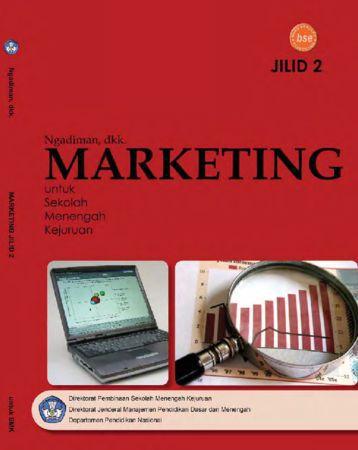 Marketing Jilid 2 Kelas 11 SMK