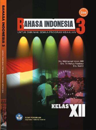 Bahasa Indonesia 3 Kelas 12 SMK