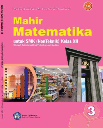 Mahir Matematika 3 Kelas 12 SMK