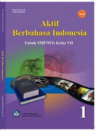 Aktif Berbahasa Indonesia 1 Kelas 7