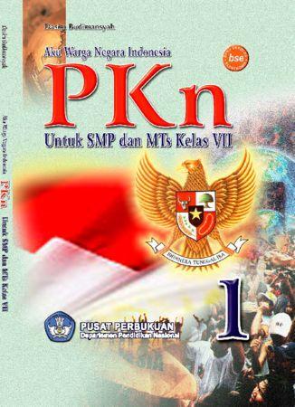 Aku Warga Negara Indonesia PKn 1 Kelas 7