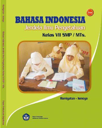Bahasa Indonesia Jendela Ilmu Pengetahuan Kelas 7