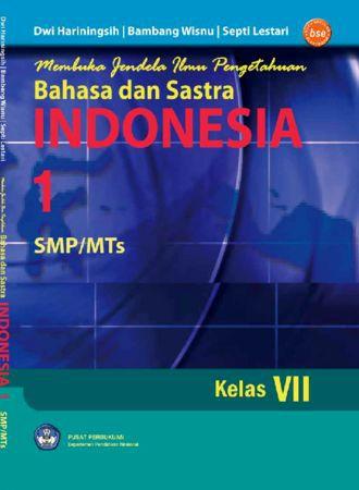 Bahasa dan Sastra Indonesia 1 Kelas 7