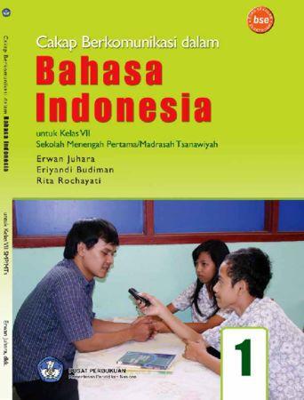 Cakap Berkomunikasi dalam bahasa Indonesia 1 Kelas 7