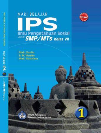 Mari Belajar IPS 1 Kelas 7
