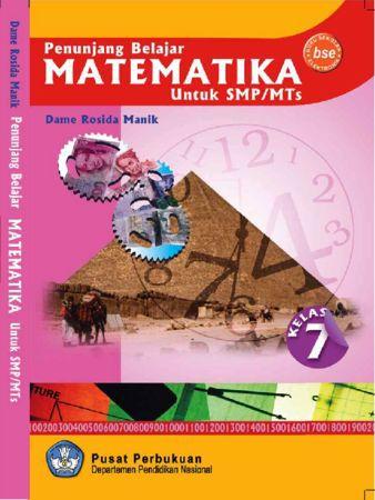 Penunjang Belajar Matematika Kelas 7