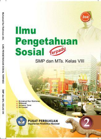 Ilmu Pengetahuan Sosial Terpadu 2 (IPS) Kelas 8