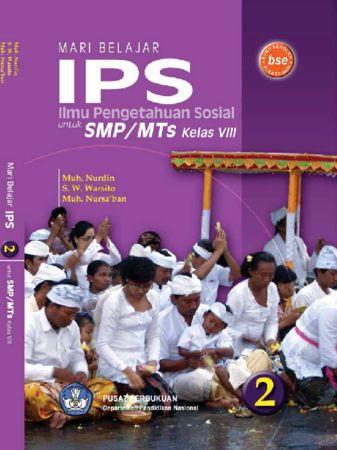 Mari Belajar IPS Ilmu Pengetahuan Sosial 2 Kelas 8