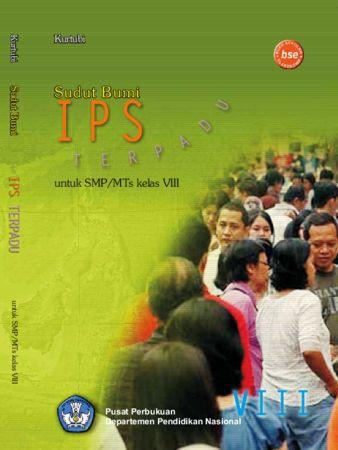 Sudut Bumi IPS Terpadu 8 Kelas 8