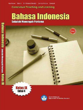 Bahasa Indonesia Indonesia Kelas 9