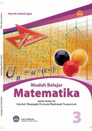 Mudah Belajar Matematika 3 Kelas 9