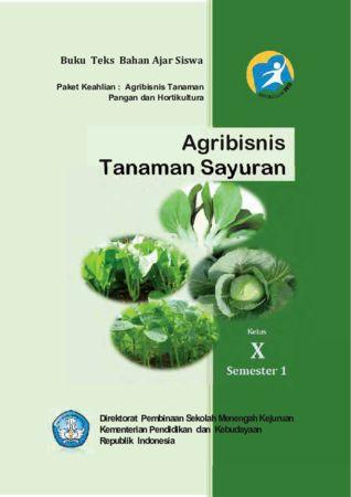 Agribisnis Tanaman Sayuran Kelas 10 SMK