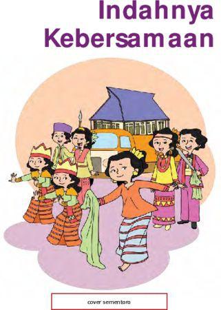 Buku Guru Tematik 1 Indahnya Kebersamaan Kelas 4 Revisi 2016