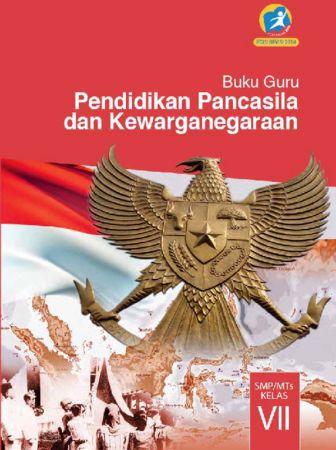 Buku Guru Pendidikan Pancasila dan Kewarganegaraan Kelas 7 Revisi 2014