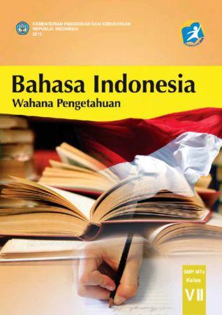 Buku Siswa Bahasa Indonesia Kelas 7 Revisi 2013