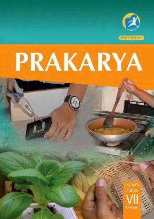 Buku Siswa Prakarya Kelas 7 Revisi 2014
