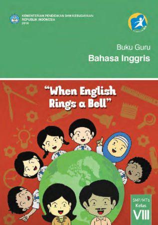 Buku Guru Bahasa Inggris Kelas 8 Revisi 2014