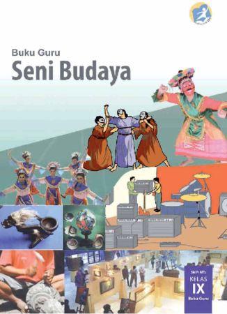 Buku Guru Seni Budaya Kelas 9 Revisi 2015
