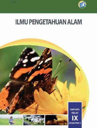 Buku Siswa Ilmu Pengetahuan Alam (IPA) Semester 2 Kelas 9 Revisi 2015