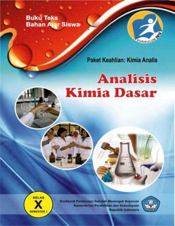 Analisis Kimia Dasar 1 Kelas 10 SMK