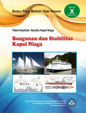 Bangunan dan Stabilitas Kapal Niaga 1 Kelas 10 SMK