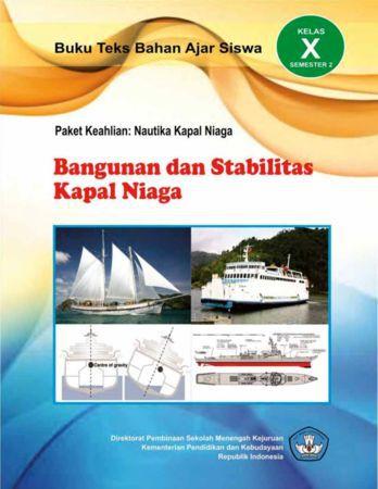 Bangunan dan Stabilitas Kapal Niaga 2 Kelas 10 SMK