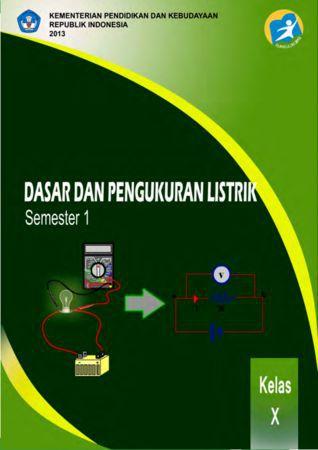 Dasar dan Pengukuran Listrik 1 Kelas 10 SMK