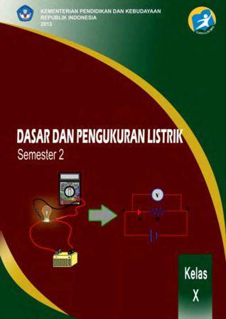 Dasar dan Pengukuran Listrik 2 Kelas 10 SMK