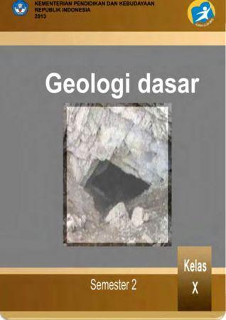 Geologi Dasar 2 Kelas 10 SMK
