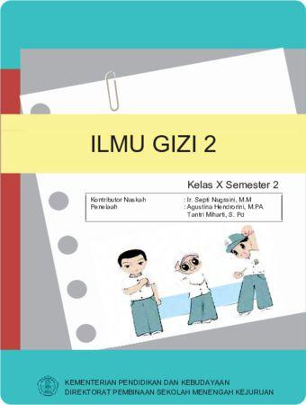 Ilmu Gizi 2 Kelas 10 SMK