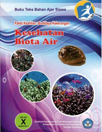 Kesehatan Biota Air 1 Kelas 10 SMK