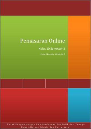 Pemasaran Online 2 Kelas 10 SMK