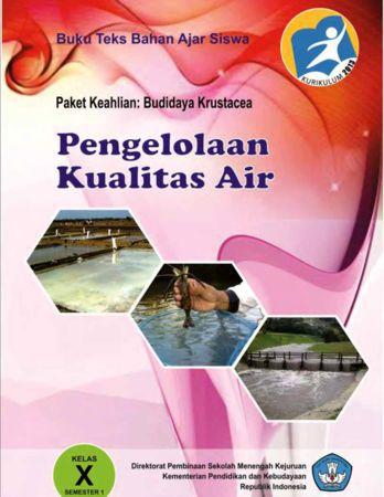 Pengelolaan Kualitas Air 1 Kelas 10 SMK