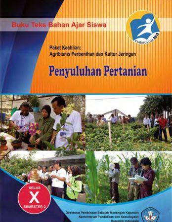 Penyuluhan Pertanian 2 Kelas 10 SMK
