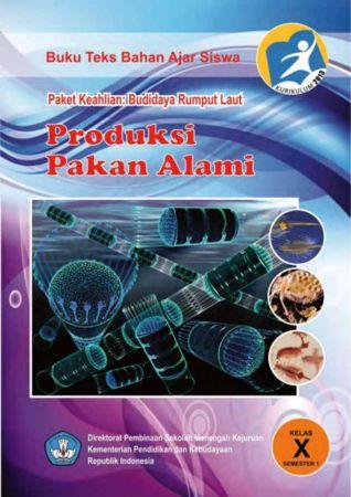 Produksi Pakan Alami 1 Kelas 10 SMK