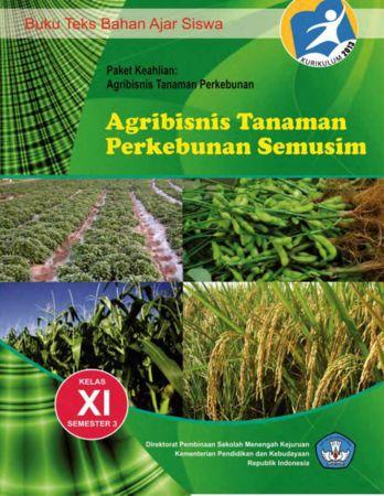 Agribisnis Tanaman Perkebunan Semusim 3 Kelas 11 SMK