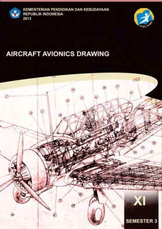 Aircraft Avionics Drawing 3 Kelas 11 SMK