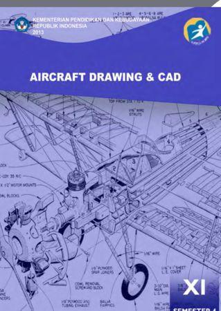 Aircraft Drawing & CAD 4 Kelas 11 SMK