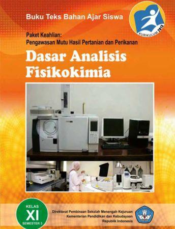 Dasar Analisis Fisikokimia 3 Kelas 11 SMK