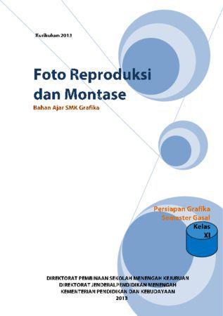 Foto Reproduksi dan Montase 1 Kelas 11 SMK