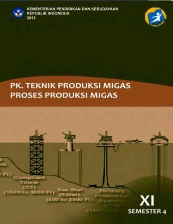 PK. Teknik Produksi Migas Proses Produksi Migas 4 Kelas 11 SMK