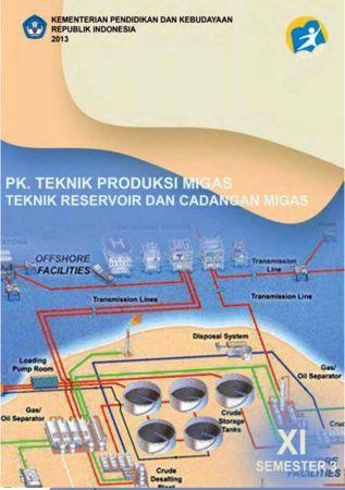 PK. Teknik Produksi Migas Teknik Reservoir dan Cadangan Migas 3 Kelas 11 SMK