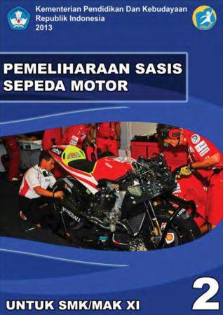 Pemeliharaan Sasis Sepeda Motor 2 Kelas 11 SMK