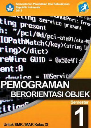 Pemrograman Berorientasi Objek 1 Kelas 11 SMK