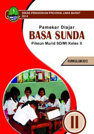 Buku Siswa Basa Sunda 2 Kelas 2 Revisi 2013
