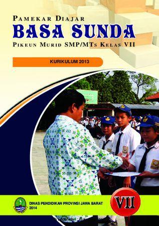 Buku Siswa Basa Sunda 7 Kelas 7 Revisi 2013