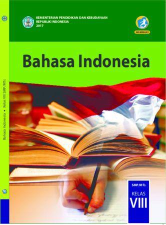 Buku Siswa Bahasa Indonesia Kelas 8 Revisi 2017