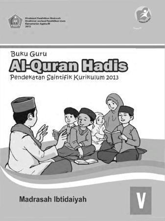 Buku Guru Al-Quran Hadis Kelas 5 Revisi 2015